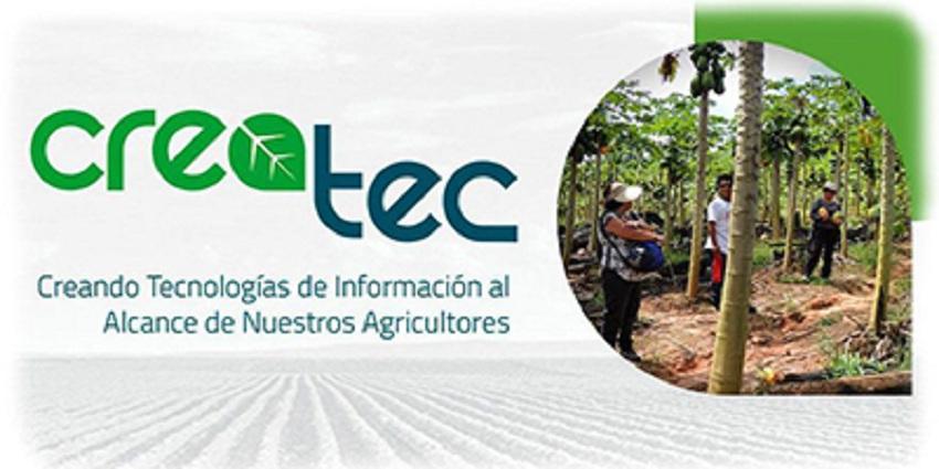 MINAGRI Lanza Primer Concurso de Emprendimientos de Servicios de Información Agraria del Perú – CREATEC 2018