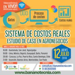 En Vivo: Sistema de Costos Reales: Estudio de Caso en Agronegocios