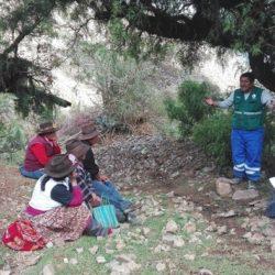 Apurímac: Productores de Circa Inician su Aprendizaje en el Control de Plagas de Papa
