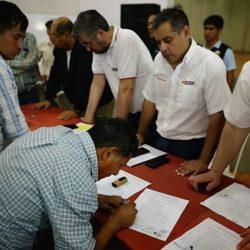 MINAGRI Firma Acuerdo con Productores Cafetaleros de Junín
