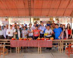 Huarmey inicia Agroexportaciones de Mango con apoyo del Senasa